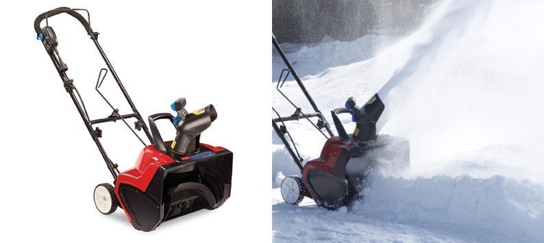 4. Toro 38381 1800 Power Curve Snow Blower