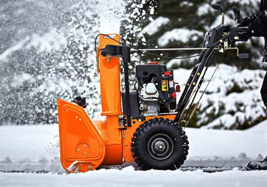 Ariens 24 Inch Snow Blower Review