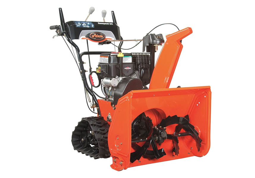 Ariens Compact Snow Blower Review