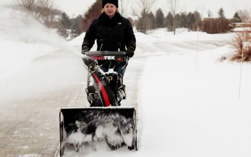 Ariens Sno-Tek Snow Blower Review