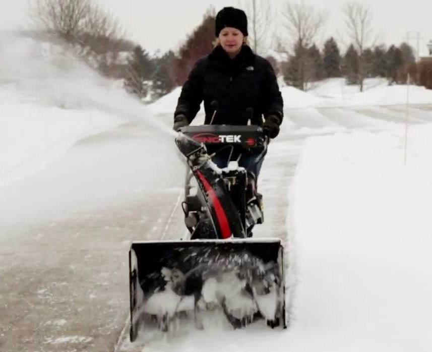 Snowtek Snow Blowers