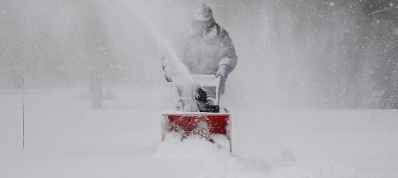 Snow Blower, Snow Thrower or Snow Shovel