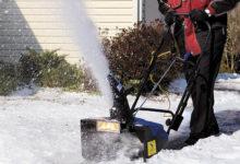 Snow Joe SJ623E Snow Blower Review