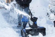 Snow Joe iON18SB Cordless Snow Blower