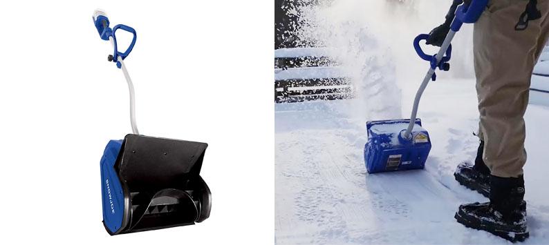 1. Snow Joe ION 13SS Cordless Snow Shovel