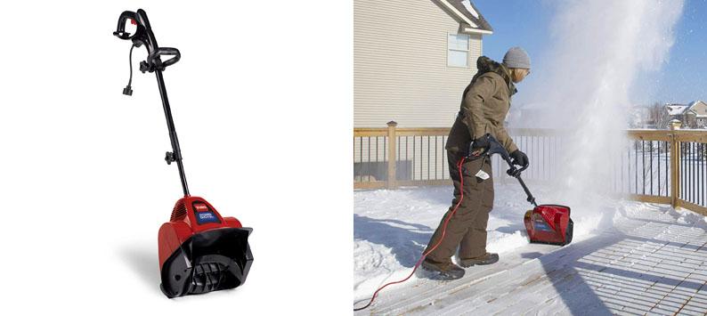 3. Corded 13 Toro Power Shovel 38361