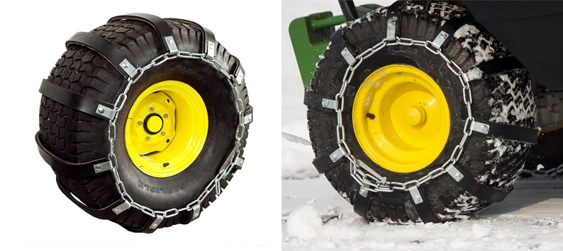3. TerraKing TerraGrips Tire Chains