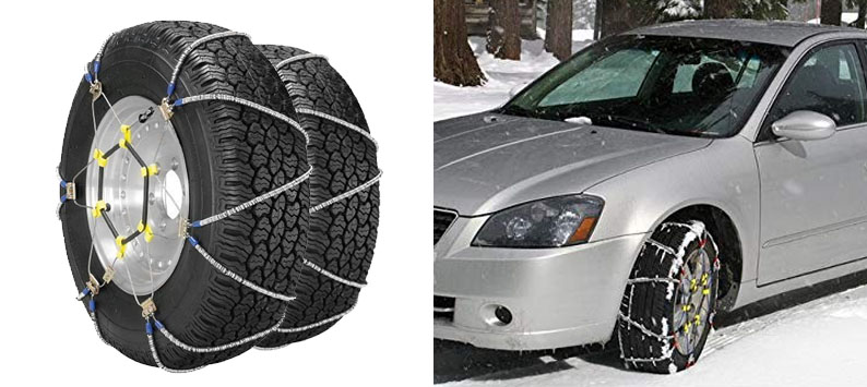 Security Chain ZT735 LT Light Truck & SUV Tire Traction Snow Chains