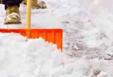 Tips For Shovelling Snow