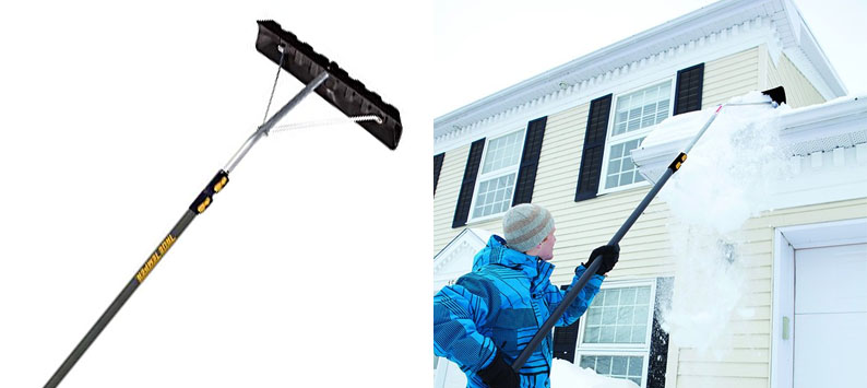 10. Ames Inc True Temper Roof Rake