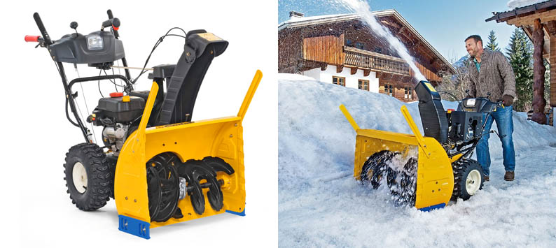 3. Cub Cadet 524 SWE Snow Blower Review
