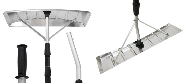 4. Xtreme Power 21' Snow Rake