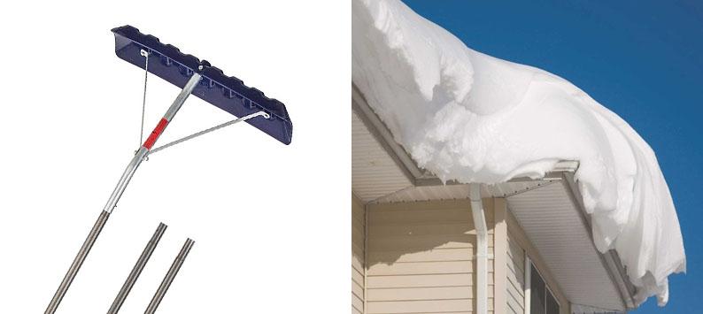 7. Garant GPRRU4R Yukon Snow Rake