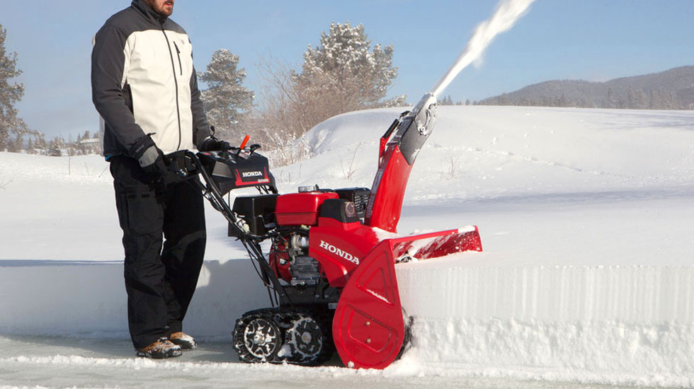 Choosing The Right Snow Blower
