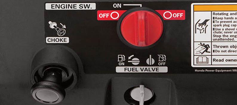 Fuel Shut-Off Valve