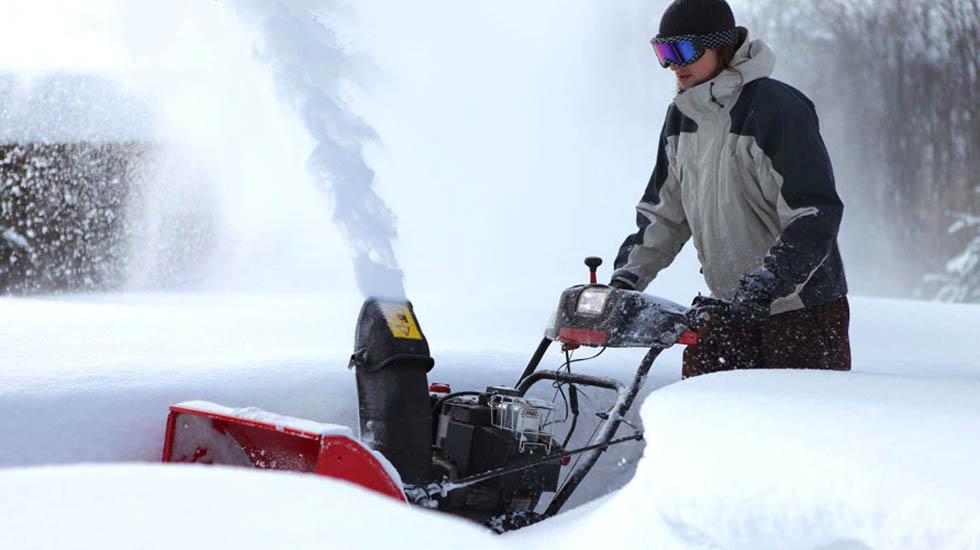 Snow Blower for Deep Snow