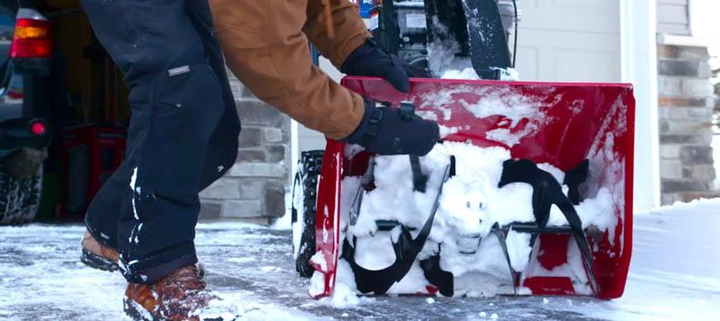 Snowblower Safety Switch