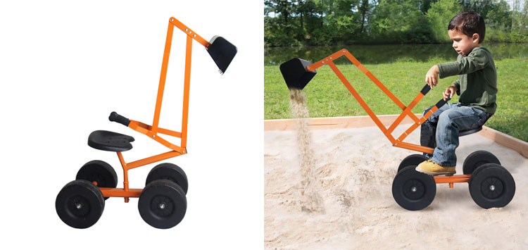 4. Cotzon Sand and Snow Digger
