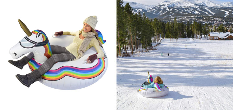 7. Go-Floats Winter Snow Tube