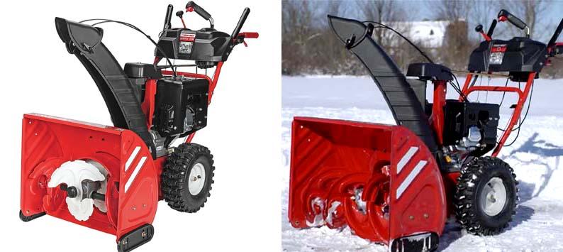 Vortex 2490 Three Stage Snow Thrower_2