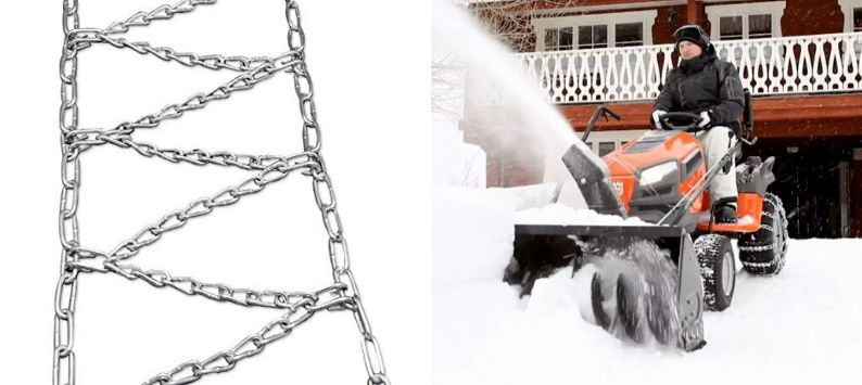 Arnold Snow Thrower Tire Chains